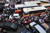 Hanoï : vers la modernisation du parc de véhicules en 2018