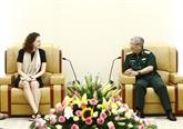 Le Vietnam renforce sa participation à des opérations de maintien de la paix de l'ONU
