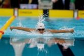 Phuong Trâm : «Il n'y a pas que la natation dans la vie»