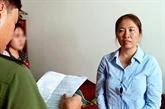Khanh Hoà : procès d'une femme pour propagande contre l'Etat