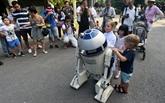 Un robot R2-D2 de Star Wars adjugé pour près de 3 millions de dollars