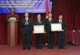 Le président Trân Dai Quang se rend à l'ambassade du Vietnam en Russie