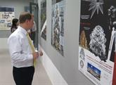 Exposition sur les études de l'architecture du Champa à Dà Nang