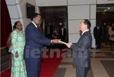 Dynamiser la coopération entre la Namibie et le Vietnam