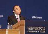 Les allocutions du PM Nguyên Xuân Phuc à Tokyo largement couvertes par la presse japonaise