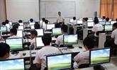 Le Vietnam remporte six médailles aux Olympiades d'informatique d'Asie 2017