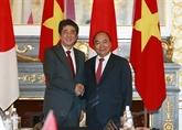 Déclaration commune Vietnam - Japon