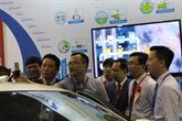 Hô Chi Minh-Ville : 250 entreprises à deux expos sur les TIC et la radiotélévision