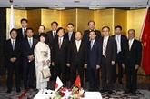 Le Premier ministre Nguyên Xuân Phuc termine sa visite officielle au Japon