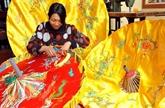 Dông Cuu préserve la broderie ancienne