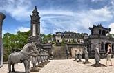 Le tombeau de Khai Dinh, un chef-d'œuvre architectural