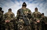 Opération antiterroriste franco-belge : le suspect français écroué