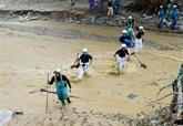 Japon : au moins 20 morts dans des inondations