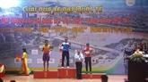 La course cycliste internationale se termine à Lào Cai