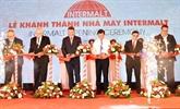 Interflour : mise en service d'une usine de 120 millions de dollars