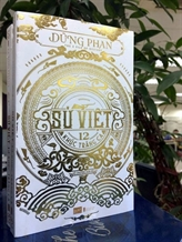Livre : Su Viêt-12 khuc trang ca, l'Histoire en mélodies musicales