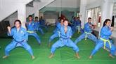Les accros indiens de l'art martial Vovinam
