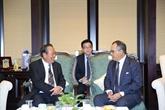 Le vice-Premier ministre permanent Truong Hoà Binh en visite officielle en Malaisie