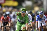 Tour de France : Kittel surpasse Kittel avant les Pyrénées