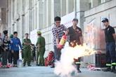 Bientôt l'exposition internationale sur la sécurité et la lutte contre les incendies