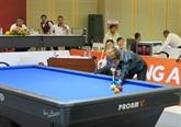 Billard : ouverture de la 6e Coupe BTV - Becamex IJC Binh Duong