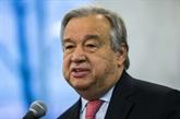 Le chef de l'ONU appelle à un dialogue national au Venezuela