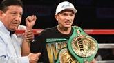 Boxe : Berchelt conserve son titre WBC des super-plumes