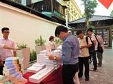 Première Journée du livre israélien au Vietnam