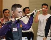 Ma Minh Câm remporte le tournoi international de carom à trois bandes de Binh Duong