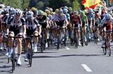 Tour de France : descente vers le Rhône, final favorable aux sprinteurs