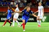 Euro-2017 : les Bleues arrachent la victoire contre l'Islande