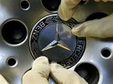 Pollution : Daimler rappelle plus de 3 millions de voitures en Europe