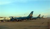 Investissement de 12.000 milliards de dôngs pour la modernisation de trois aéroports