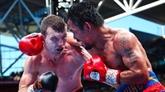 Boxe : le frelon Horn pique Pacquiao pour s'emparer du titre WBO des welters