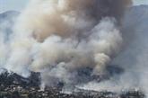 Les incendies dans le Sud-Est et en Corse attisés par des vents