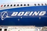 Boeing enchante Wall Street en relevant son objectif annuel