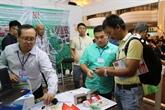 Les dernières technologies agricoles se dévoilent à l'expo Agro Vietnam 2017