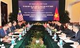 La 5e réunion du Comité de coopération économique, scientifique et technique Vietnam - Malaisie