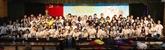 De jeunes francophones découvrent les valeurs traditionnelles du Vietnam