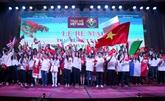Clôture du Camps d'été Vietnam 2017 à Cà Mau