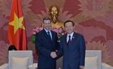 Le Vietnam promeut la coopération avec les entreprises américaines