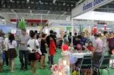 Clôture de la Foire commerciale Vietnam - Laos 2017 à Vientiane