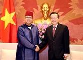 Vietnam et Maroc renforcent leur coopération législative