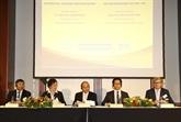 Nguyên Xuân Phuc participe à un forum d'affaires Vietnam - Allemagne