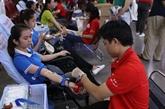 Plus de 1.200 donneurs de sang ont répondu présents à la campagne