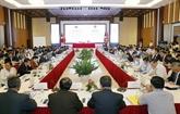 Vietnam et Laos s'échangent sur la décision et la surveillance foncières