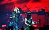 Guns N' Roses, barnum hard rock au Stade de France
