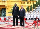 Un nouveau jalon dans les relations Vietnam - Mozambique