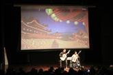 Concert de guitare La danse orientale à Hanoï