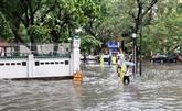 Le Japon aide Hanoï à améliorer la capacité de prévention des inondations